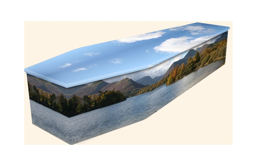 Colourful Coffin Lakeland Edition