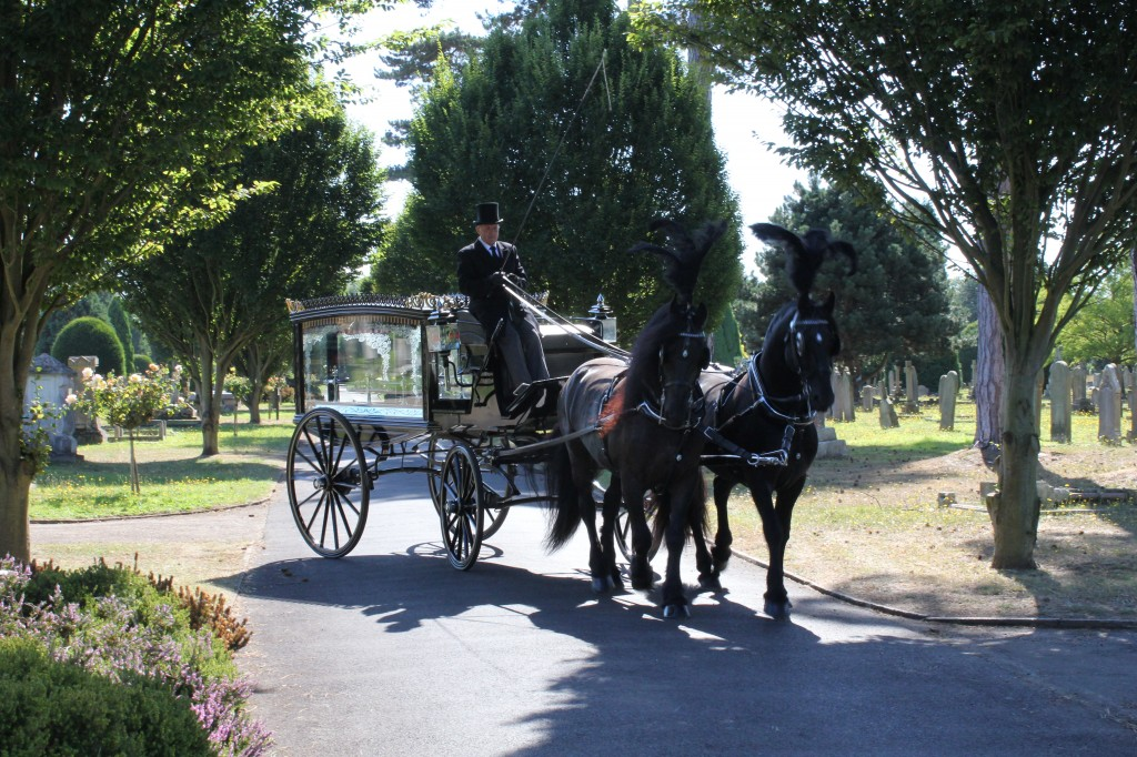historic funeral vehicles