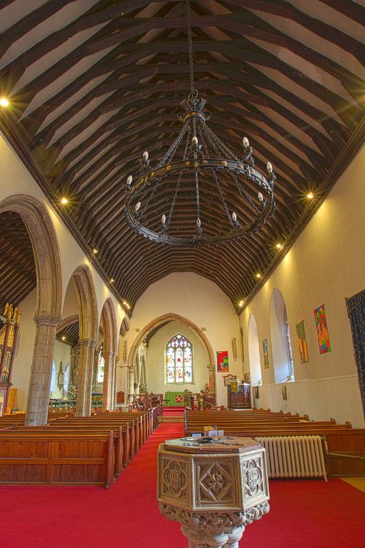 St Peter & St Paul Church Aylesford