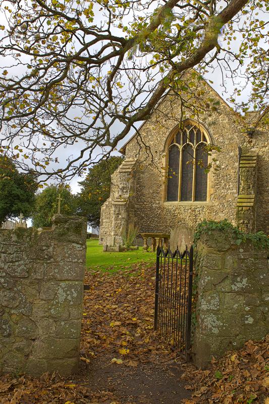 St Peter Church Aylesford