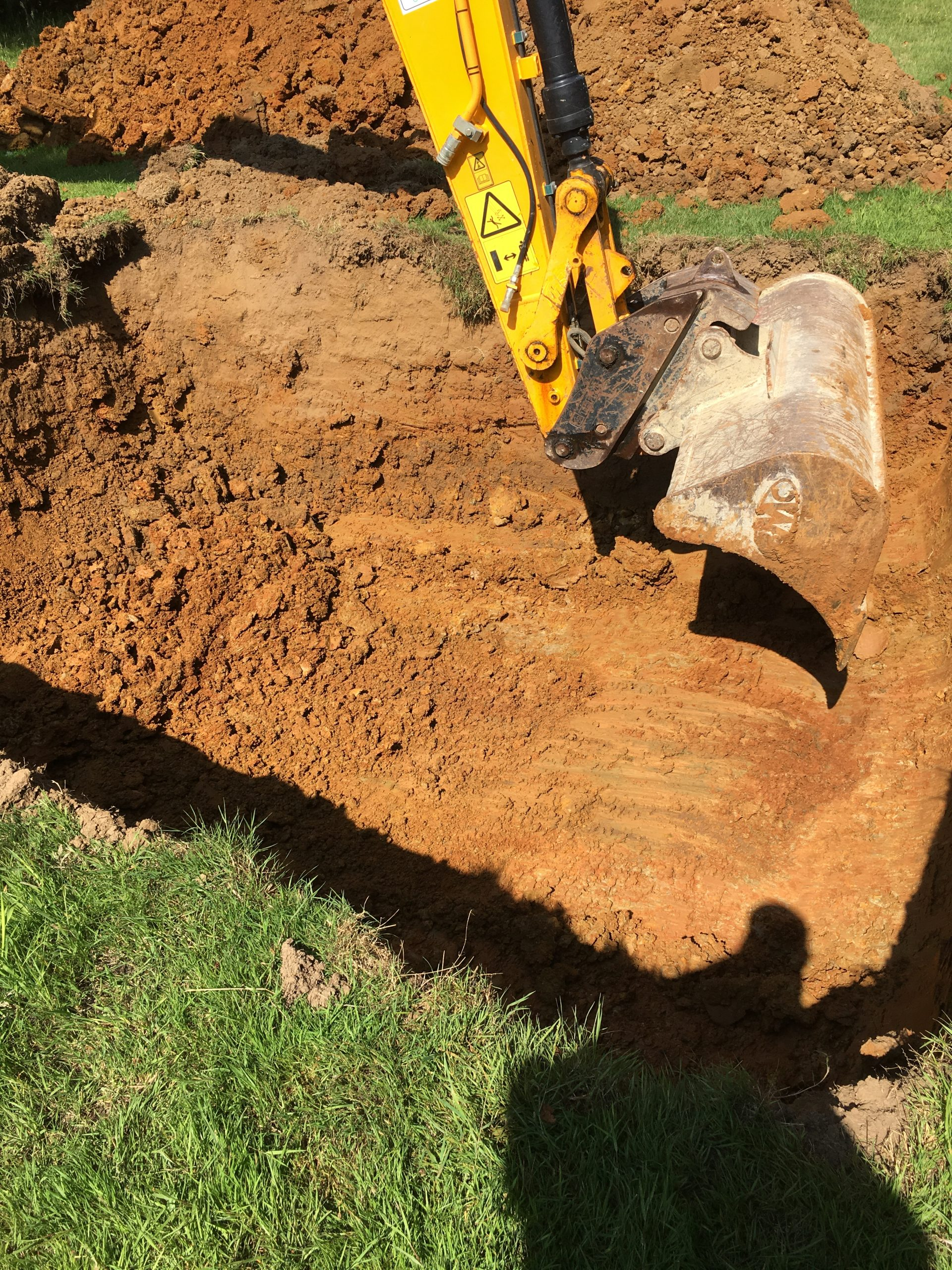 Exhumation preparation